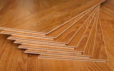 Fabricación de los pisos laminados