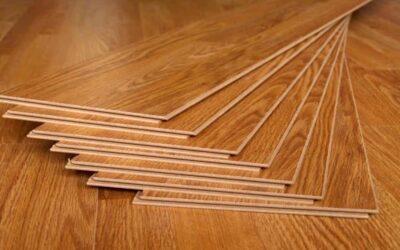 Composición de pisos laminados